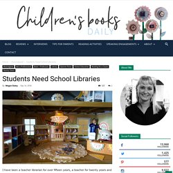 Students Need School Libraries