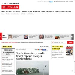 South Korea ferry: students reveal horror of Sewol disaster