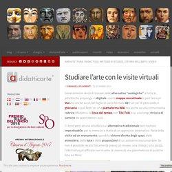 Studiare l'arte con le visite virtuali