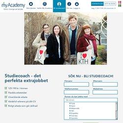 Studiecoach – ett perfekt studentjobb