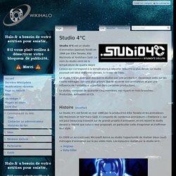 Studio 4°C — WikiHalo