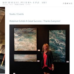 Studio / Events — Michaelle Peters Fine Art