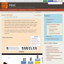 Supports de Cours pour Scratch - FESC