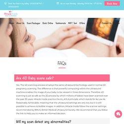 Safe 3D/4D Baby Sacn Studio