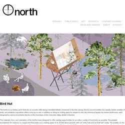 Studio North - Bird Hut