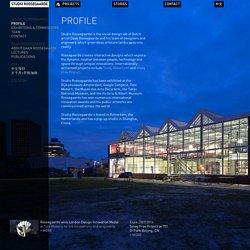 Studio Roosegaarde — Profile