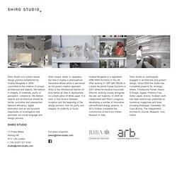 Shiro Studio