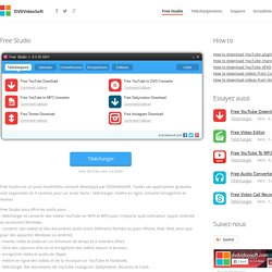 Free video soft: video converter, ipod converter, mp4 converter