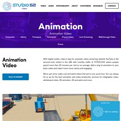 Leading Animation Video Production House in Dubai