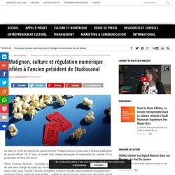 À Matignon, culture et régulation numérique confiées à l'ancien président de Studiocanal - Cultureveille