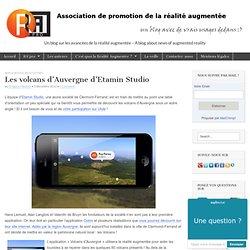 Les volcans d'Auvergne d'Etamin Studio
