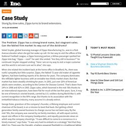 Case Study, Corporate Image Article