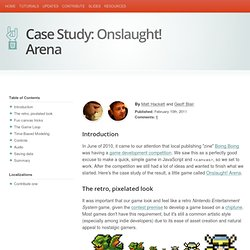 Case Study: Onslaught! Arena