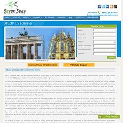 Study abroad Russia