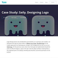 Case Study: Saily. Designing Logo