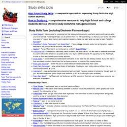 udtechtoolkit - Study skills tools