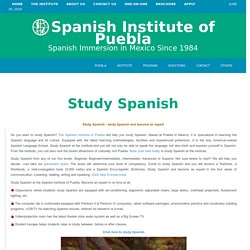 Study Spanish in Mexico