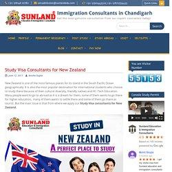 Study visa consultants for New Zealand