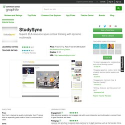 StudySync Educator Review
