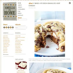 Giant S'more Cookies