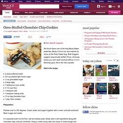 Oreo-Stuffed Chocolate Chip Cookies - Food on Shine