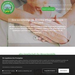 24-Stunden-Pflege im Bezirk Linz Land