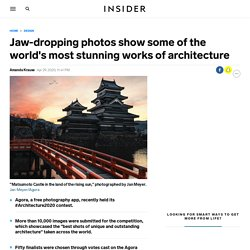 Stunning photos of architecture taken around the globe - Insider