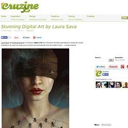 Stunning Digital Art by Laura Sava