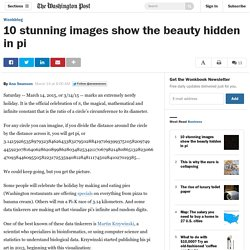 10 stunning images show the beauty hidden in pi