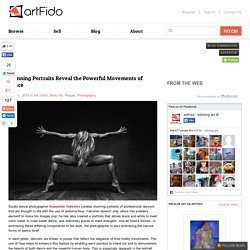Stunning Portraits Reveal the Powerful Movements of Dance