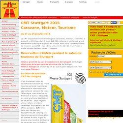 CMT Stuttgart - Salon Caravane & Tourisme 2015