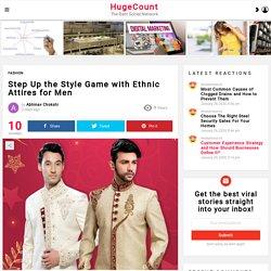 Fashionable Ethnic Attire for Men