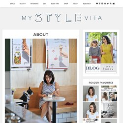 My Style Vita Top Atlanta Fashion Blog