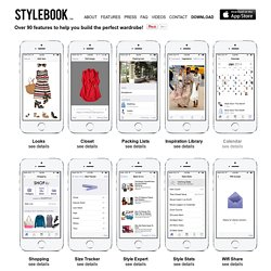 Stylebook Closet App: 90+ Features to Organize and Manage Your Real Clothes and Outfits