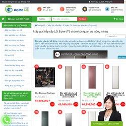 Máy giặt hấp sấy LG Styler (Tủ chăm sóc quần áo thông minh) Nhập Khẩu Chính Hãng Hàn Quốc