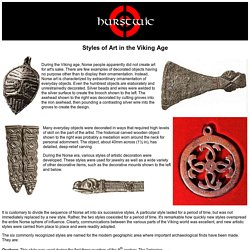 Styles of Art in the Viking Age