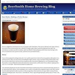 Home Brewing Beer Blog by BeerSmith