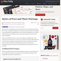 Styles of Port and Their Pairings