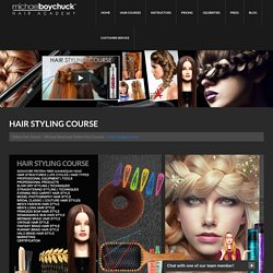 Hair Styling Courses Online