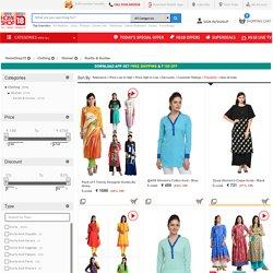 Kurti - Shop for Stylish Kurtis for Women Online