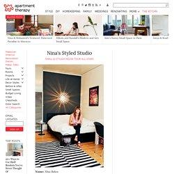 House Tour: A Stylish 500 Square Foot Portland Studio