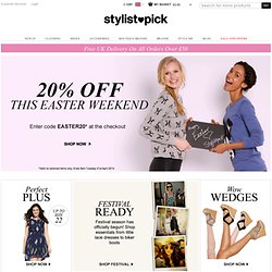 StylistPick - Your Personal Women's Shoe Stylist | StylistPick