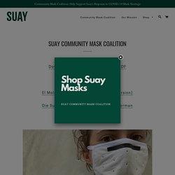 SUAY COMMUNITY MASK COALITION