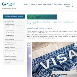 Skilled Immigration 489 Visa Australia