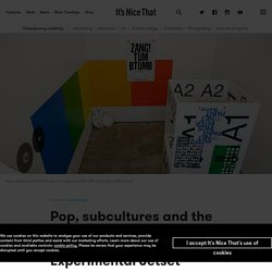 Pop, subcultures and the future of graphic design: an interview with Experimental Jetset