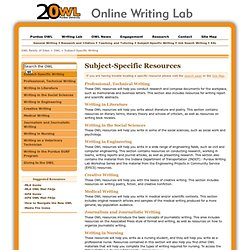 Subject matter of technical writing and literary writing help