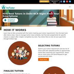 Home Tutors Accounting