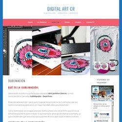 Sublimación – Digital Art CR