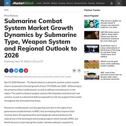 Submarine Combat System Market Growth Dynamics by Submarine Type, Weapon System and Regional Outlook to 2026