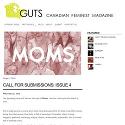 GUTS Canadian Feminist Magazine